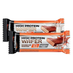 12X ETHICSPORT HIGHT PROTEIN WAFER 35G GUSTO VANILLA YOGURT